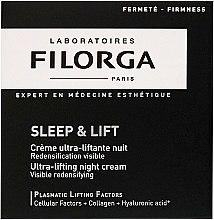 Parfémy, Parfumerie, kosmetika Krém ultra-lifting noční - Filorga Sleep & Lift Ultra-lifting Night Cream
