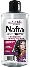 Parfémy, Parfumerie, kosmetika Kondicionér na vlasy Kosmetická ropa s černou ředkvičkou - New Anna Cosmetics