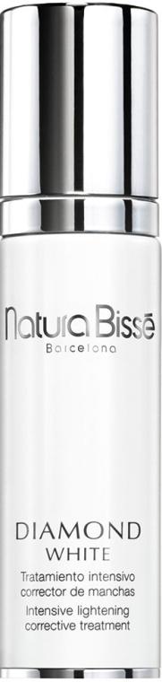 Intenzivní anti-pigmentační zesvětlující koncentrát - Natura Bisse Diamond White Serum — foto N1
