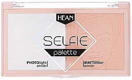 Parfémy, Parfumerie, kosmetika Paleta pro fixaci make-upu - Hean Selfie Palette