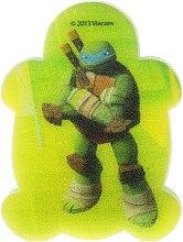 Parfémy, Parfumerie, kosmetika Dětská koupelová houba Želvy ninja Leonardo 6 - Suavipiel Turtles Bath Sponge