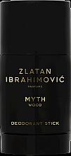 Parfémy, Parfumerie, kosmetika Zlatan Ibrahimovic Myth Wood - Deodorant v tyčince