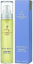 Parfémy, Parfumerie, kosmetika Zklidňující mlha pro zlepšení spánku - Aromatherapy Associates Deep Relax Sleep Mist