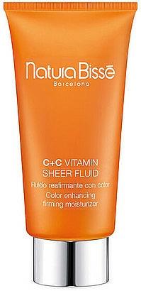 Pleťový fluid - Natura Bisse C+C Vitamin Sheer Fluid SPF25 — foto N1
