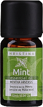 Parfémy, Parfumerie, kosmetika Esenciální olej Máta peprná - Hristina Cosmetics Mint Essential Oil