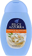 "Parfémy, Parfumerie, kosmetika Sprchový krém ""Oranžový květ"" - Felce Azzurra Shower-Gel"