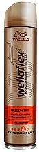 Parfémy, Parfumerie, kosmetika Lak na vlasy s extra silnou fixací - Wella Wellaflex Frizz Control Haarspray