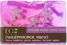 Parfémy, Parfumerie, kosmetika Glycerinové mýdlo s květinovými oleji a výtažky - ECO Laboratorie Flower Hand Made Soap