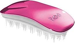 Parfémy, Parfumerie, kosmetika Hřeben na vlasy Detangler - Ikoo Home Cherry Metallic (1ks)
