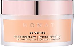 Parfémy, Parfumerie, kosmetika Vyživující hydratační krém na obličej - Monat Be Gentle Nourishing Moisturizer