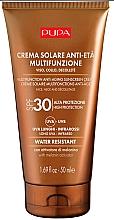 Parfémy, Parfumerie, kosmetika Anti-age opalovací krém na obličej a dekolt - Pupa Anti-Aging Sunscreen Cream SPF 30