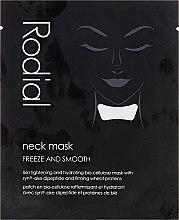 Parfémy, Parfumerie, kosmetika Maska na krk - Rodial Neck Masks Individual Sachets