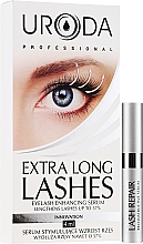 Parfémy, Parfumerie, kosmetika Sérum pro růst řas - Uroda Professional Extra Long Lashes Enhancing Serum
