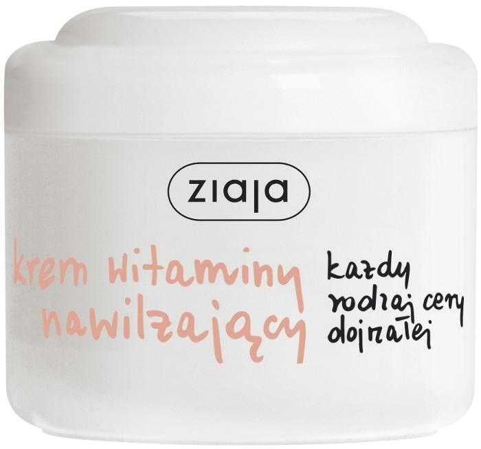 """hydratační krém na obličej """"Vitamin"""" - Ziaja Face Cream"""