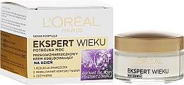 Parfémy, Parfumerie, kosmetika Denní krém na obličej - L'Oreal Paris Age Specialist Expert Day Cream 60+