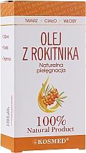 Parfémy, Parfumerie, kosmetika Rakytníkový olej na obličej, tělo a vlasy - Kosmed