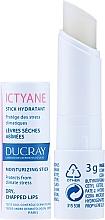 Parfémy, Parfumerie, kosmetika Balzám -tyčinka na rty - Ducray Ictyane Stick Hydratant