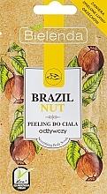 """Parfémy, Parfumerie, kosmetika Peeling pro tělo """"Brazilský oříšek"""" - Bielenda Brazil Nut Peeling"""