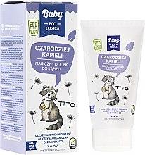 Parfémy, Parfumerie, kosmetika Magický olej pro koupel - Baby EcoLogica Bath Oil
