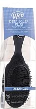Parfémy, Parfumerie, kosmetika Kartáč na vlasy, černý - Wet Brush Pro Detangler Plus Hair Brush Black