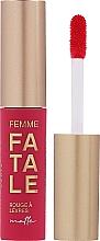 Parfémy, Parfumerie, kosmetika Tekutá matná rtěnka - Vivienne Sabo Femme Fatale Rouge a Levres Matte