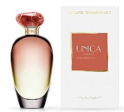 Parfémy, Parfumerie, kosmetika Adolfo Dominguez Unica Coral - Toaletní voda