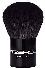 Parfémy, Parfumerie, kosmetika Štětec na líčení F657 - Eigshow Beauty Kabuki