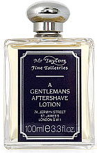 Parfémy, Parfumerie, kosmetika Taylor Of Old Bond Street Mr Taylors Aftershave Lotion - Lotion po holení