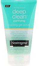 Parfémy, Parfumerie, kosmetika Gel -scrub pro obličej - Neutrogena Skin Detox Cooling Gel Scrub