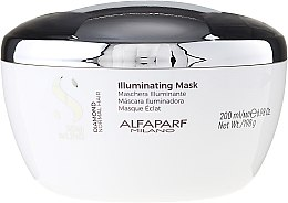 Parfémy, Parfumerie, kosmetika Maska na přidávání lesku vlasům - Alfaparf Illuminating Mask