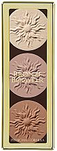 Parfémy, Parfumerie, kosmetika Konturovácí paleta - Physicians Formula Bronze Booster Glow-Boosting Strobe and Contour Palette Matte Sculpting Palette