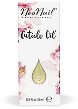 Parfémy, Parfumerie, kosmetika Olej na kutikulu Broskev - NeoNail Professional Cuticle Oil
