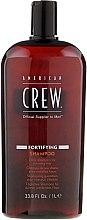 Parfémy, Parfumerie, kosmetika Zpevňující šampon - American Crew Fortifying Shampoo
