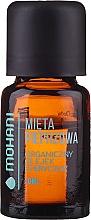 Parfémy, Parfumerie, kosmetika Organický esenciální olej z máty peprné - Mohani
