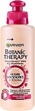 """Parfémy, Parfumerie, kosmetika Krém-olej pro oslabené vlasy """"Ricinový olej a mandle"""" - Garnier Botanic Therapy"""