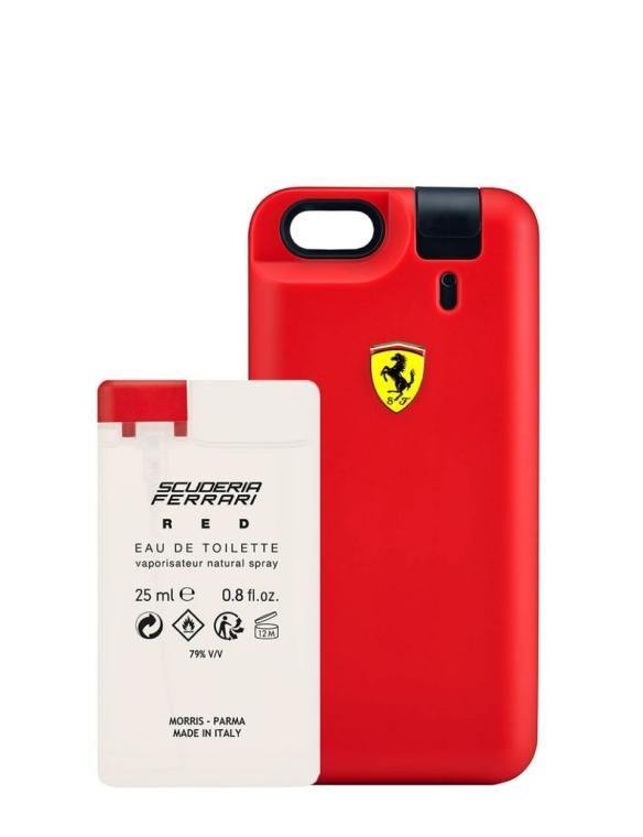 Ferrari Scuderia Ferrari Red - Sada (edt/25ml + case) (tester)
