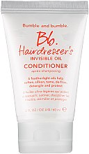 Parfémy, Parfumerie, kosmetika Kondicionér pro obnovení suchých vlasů - Bumble and Bumble Hairdresser's Invisible Oil Conditioner Travel Size