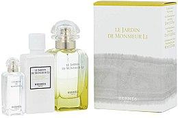 Parfémy, Parfumerie, kosmetika Hermes Le Jardin de Monsieur Li - Sada (edt/50ml + b/lot/40ml + edt/7.5ml)