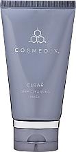 Parfémy, Parfumerie, kosmetika Hluboce čistící maska - Cosmedix Clear Deep Cleansing Mask