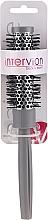 Parfémy, Parfumerie, kosmetika Foukací kartáč, 499701, 23mm - Inter-Vion Antistatic