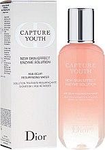 Parfémy, Parfumerie, kosmetika Enzymové obnovující lotion - Dior Capture Youth New Skin Effect Enzyme Solution