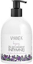Parfémy, Parfumerie, kosmetika Uklidňující gel pro intimní hygienu - Vianek Intimate Gel