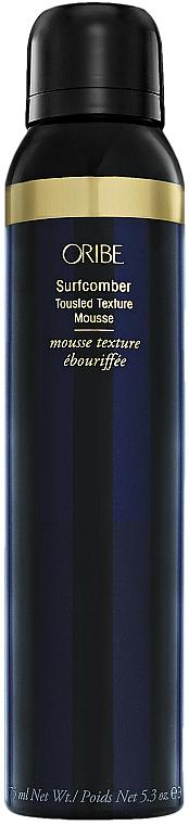 Texturovací mousse pro přirozený rozcuchaný vzhled - Oribe Brilliance&Shine Surfcomber Tousled Texture Mousse — foto N3