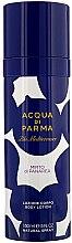 Parfémy, Parfumerie, kosmetika Acqua di Parma Blu Mediterraneo Mirto di Panarea - Tělový lotion-sprej