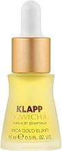 Parfémy, Parfumerie, kosmetika Elixír na obličej Zlato Inků - Klapp Kiwicha Inca Gold Elixir