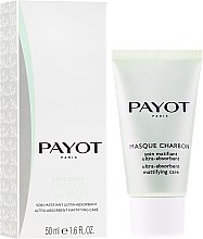 Parfémy, Parfumerie, kosmetika Pleťová maska s aktivním uhlím - Payot Pate Grise Masque Charbon