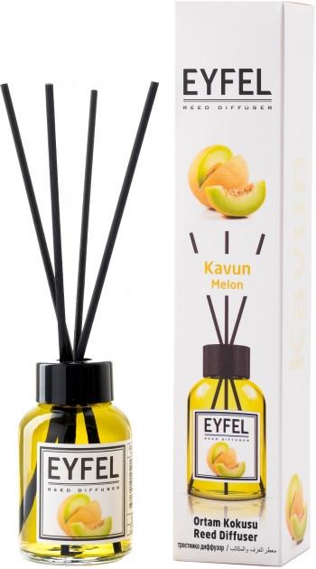 Aroma difuzér Meloun - Eyfel Perfume Reed Diffuser Melon