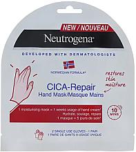 Parfémy, Parfumerie, kosmetika Koncentrovaná regenerační maska na ruce - Neutrogena Cica-Repair