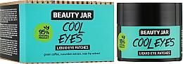 Parfémy, Parfumerie, kosmetika Náplasti pod oči Cool Eyes - Beauty Jar Liquid Eye Patches