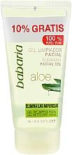 Parfémy, Parfumerie, kosmetika Čisticí gel z aloe vera - Babaria Aloe Vera Face Cleansing Gel